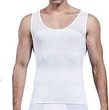 findthem3859 Gynecomastia Chest Compression Shirt to Hide Man Moobs Shapewear Slimming Body Shaper Posture Correction Vest