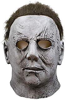 DMAR Michael Myers Mask, Full Head Latex Halloween Cosplay