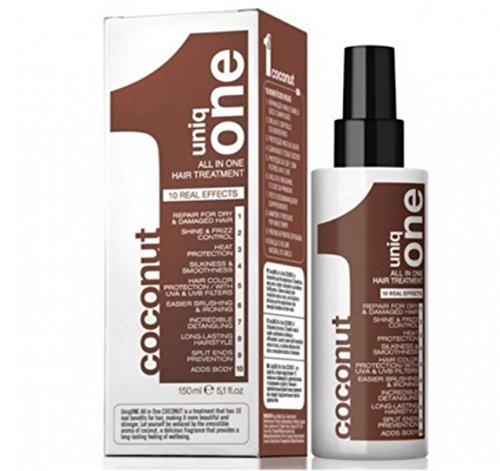 Price comparison product image Uniq One Revlon Unique One Coconut All in One Hair Treatment 2 Pack 5.1 oz