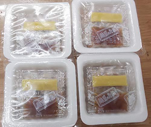 冷凍 一食用 納豆 ( タレ 辛子 付き ) 100個(個25g)×4箱 冷凍 業務用