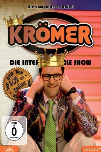 Kurt Krömer - Die Internationale Show: 4. Staffel [3 DVDs]