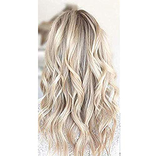 【Special Off】Moresoo 18 Inch Tape in Hair Extension 100% Remy Hair Color #18 Ash Blonde Mixed #613 Bleach Blonde Soft Real Human Hair 20PCS 50G Seamless Glue in