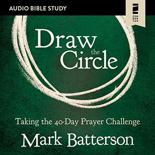 Draw the Circle: Audio Bible Studies audiobook cover art