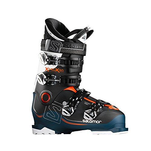 Salomon Chaussures de Ski homme, noir/rouge