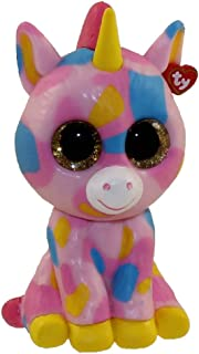 TY Beanie Boos - Mini Boo Figure - FANTASIA the Unicorn (2 inch)