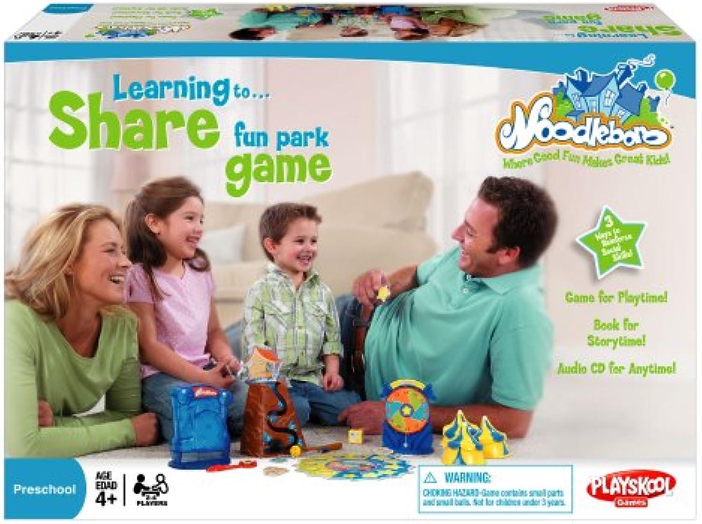 Noodlebgold Fun Park Sharing Game