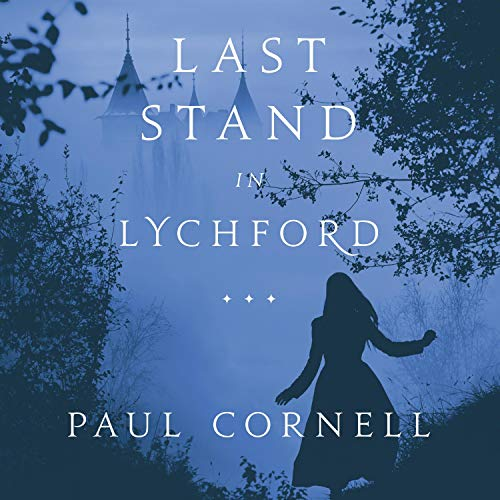 Last Stand in Lychford cover art