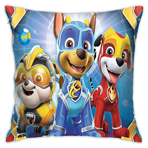Funda de almohada con diseño de Patrulla Canina