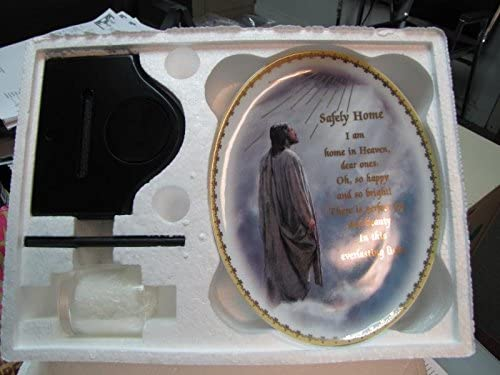 Priests of the Sacred Heart Jesus - Safely Plate Ca Ceramic Finally popular brand Max 56% OFF Home