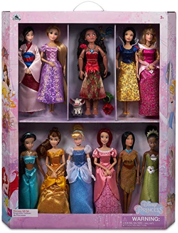 Disney Prinzessinnen-Puppen, 11 Stück