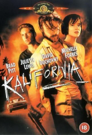 Kalifornia [DVD] [1994] by Brad Pitt