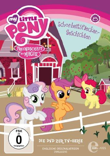 My Little Pony: Freundschaft ist Magie 8: Schönheitsflecken-Geschichten