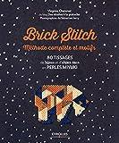 Brick stitch - Méthode complète et motifs: 80 tissages de bijoux et d'objets déco en perles miyuki