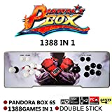 supertop 1388 en 1 Caja de Pandora 6s Retro Video Games Arcade Consola de Juegos...