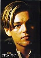 直輸入、小ポスター、米国版「タイタニック」レオナルド・ディカプリオ、Leonardo DiCaprio、#6189