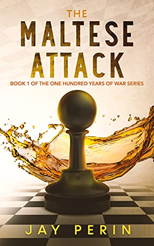 The Maltese Attack by Jay Perin ebook deal