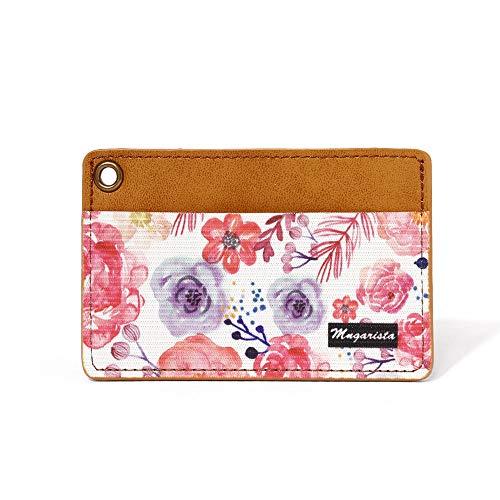 Slim Minimalist Card Holder Wallet,Elastic Credit Card case