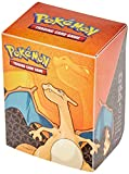 Ultra Pro- Pokèmon Charizard Deck Box, Color Colourful (E-84629)