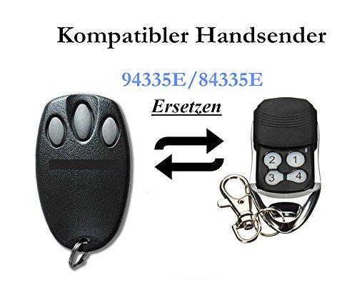 Garagentor Fernbedienung Geeignet für Liftmaster Motorlift 94335E, Kompatibel Handsender 433.92 MHZ