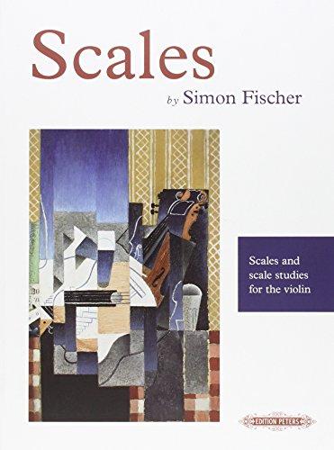 SCALES: For Solo Violin