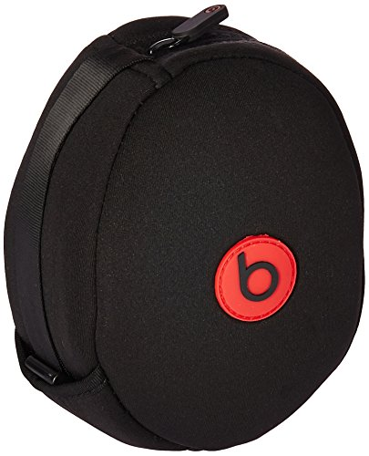 Towallmark Replacement Soft Bag Carrier Pouch Case for Monster Beats by Dr. Dre Wireless/Solo/Solo HD