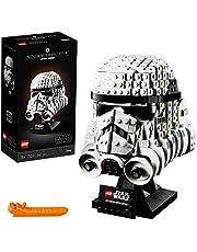 LEGO Star Wars Stormtrooper helm 75276 bouwset; cool Star Wars verzamelobject voor volwassenen (647 onderdelen)