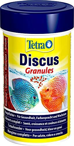 Tetra Granulado para Peces Discos, 100 ML
