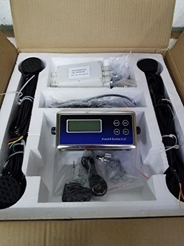 A and A Scales FSK Livestock Scale Kit Build Your Own Scale at a Fraction of The Price