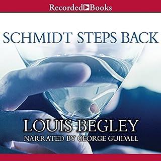Schmidt Steps Back audiobook cover art