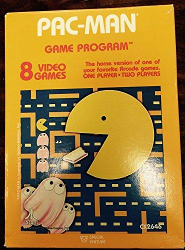 Pac-Man Atari VCS 2600