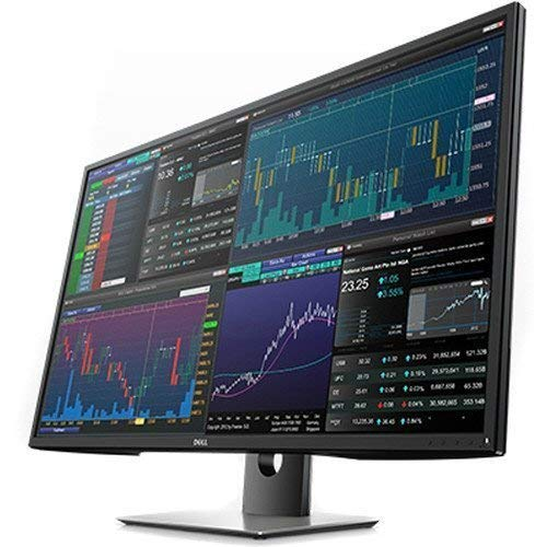 Dell 42.5 inch 16:9 Ultra HD 4K IPS Multi Client Monitor with Built in Speakers: P4317Q (Renewed)