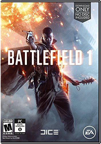 Battlefield 1 Online Game Code