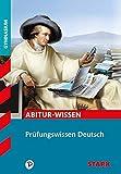 STARK Prüfungswissen Deutsch Oberstufe