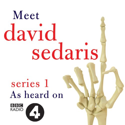 Meet David Sedaris: Series One audiobook cover art