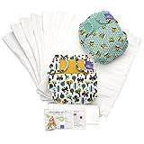 Bambino Mio, mioduo set actualización de pañales reutilizables, mixed, talla 1 (