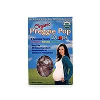 Organic Preggie Pop Drops by Three Lollies