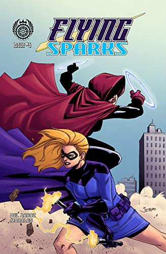 Flying Sparks Issue #5 (English Edition)