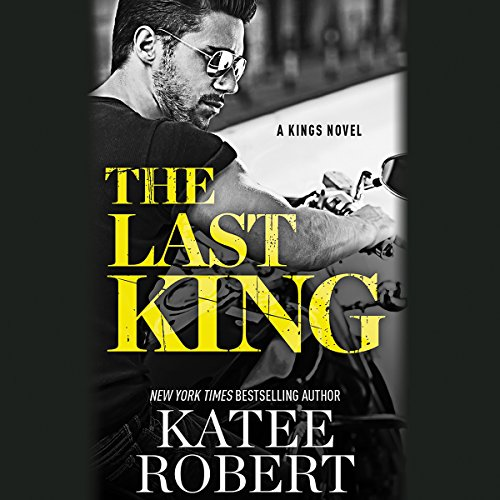 The Last King audiobook cover art