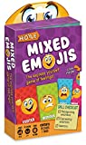 HOYLE Mixed Emoji - Children's Memory Card Game - Ages 6-8