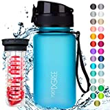 1500ml Bottiglia Sportiva Bambini Scuola Senza BPA 500ml 720/°DGREE Borraccia Acqua Basic simplBottle 1000ml