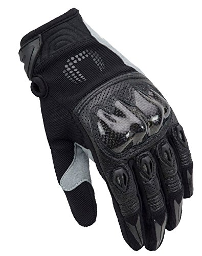 UNIK Cross X-4 Gloves Pair Guantes, Hombre, Negro, Medium