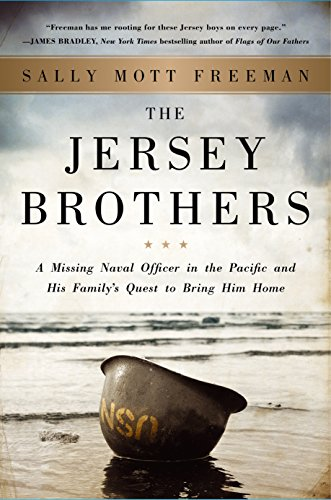 The Jersey Brothers: A Missing Naval Officer in the Pacific and His Family's Quest to Bring Him Home (Thorndike Press Large Print Popular and Narrative Nonfiction)