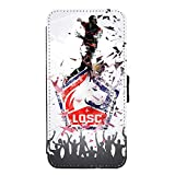 Neatik Coque Portefeuille Iphone X/XS Ligue 1 Lille LOSC Geometric