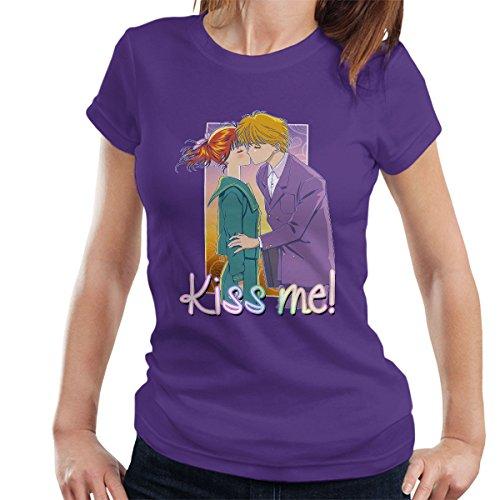 Marmalade Boy Kiss Me Miki Yuu Women's T-Shirt