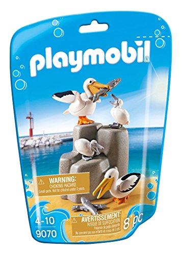 Playmobil-9070 Familia de Pelícanos