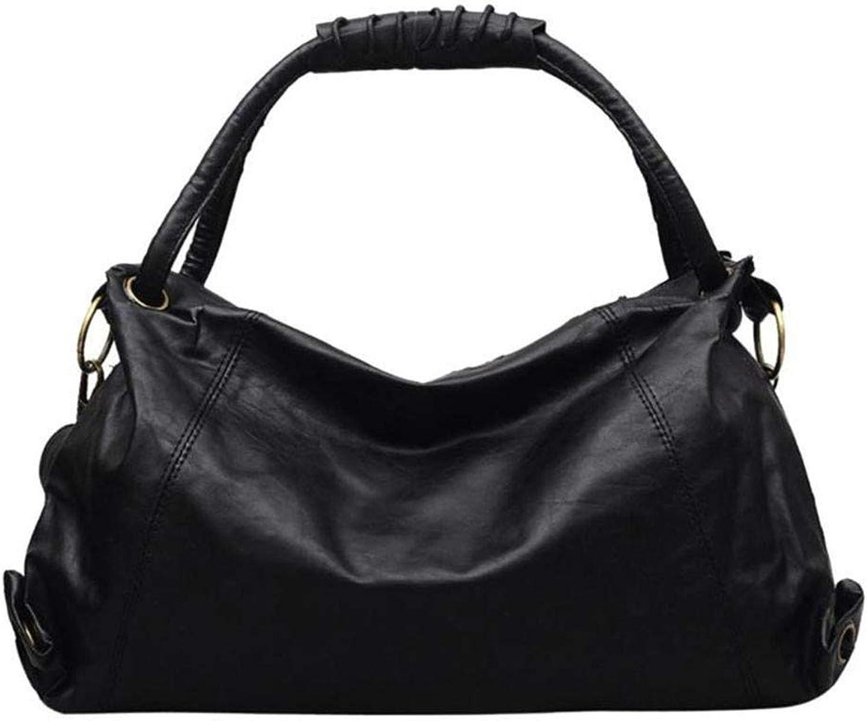 MJFO Handtasche Frauen Handtasche Taschen Handtaschen Damen Tragbare Tragbare Tragbare Schultertasche Büro Damen B07K43PSTR  Gute Qualität f573ea