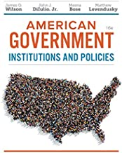 Best james q wilson american government Reviews