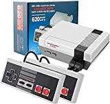 Classic Retro Game Console Mini Video Game Consoles with 620 Games for NES Game - AV Output