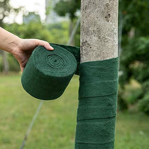 Navigatee Baumschutz Wraps Winterfest Baumstammschutz Strauchpflanzen Frostschutz Bandage Protector Wrap Für Warm Und Feuchtigkeitsspendend, Gewickelt Baumtuch - 2 Rollen Tremendous