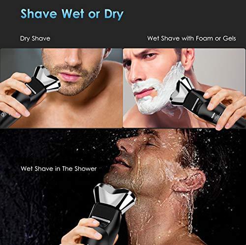 Máquina de barbear AESFEE